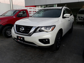 Nissan Pathfinder 3.5 Exclusive Cvt 2017