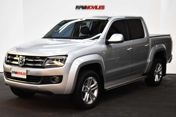 Volkswagen Amarok Highline Pack 4x4 At 2016 Rpm Moviles