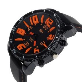 Relógio Masculino, Número Grande, Promoção
