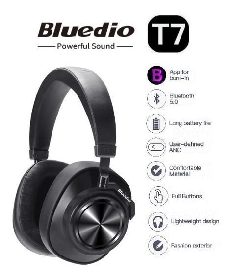 Fone Bluedio T7 Bluetooth 5 Original Lacrado Novo P. Entrega