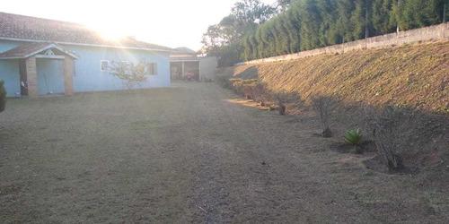 Chácara 1.500 M² Em Condomínio Fechado Em Ibiúna - Cód.010