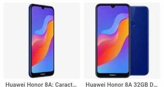 Vendo Huawei Honor 8