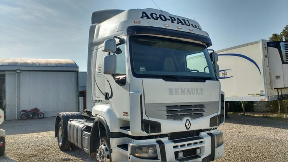 Camion Renault 440hp Premium 2014 Automatico Impecable!!!