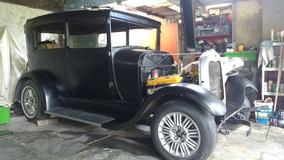 Ford Tudor 1929 Hot V8