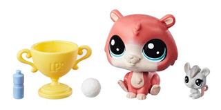 Littlest Pet Shop Serie 2 Pack De 2 Pets Y Accesorios