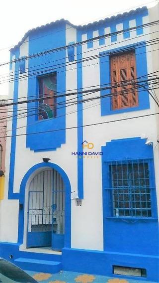 Ótima Casa Para Locação Na Bela Vista Com 5 Salas Com Ar Condicionado Prox Paulista - Ca0261