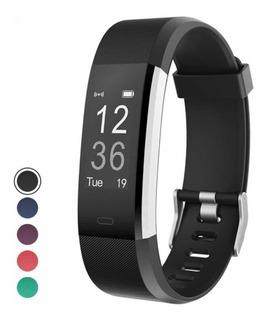 Reloj Yamay Smartband Fitness Registró De Calorías Sueño