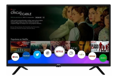 Smart Tv Rca 32 Xf32sm Hd Netflix Amazon Prime En Cuotas