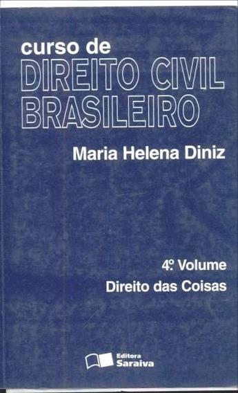 Livro Curso De Direito Civil Brasileiro