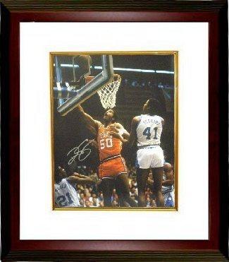 Athlon Ctbl-mw12813 Ralph Sampson Firmado Virginia Cavaliers