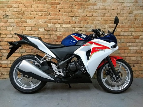 Honda Cbr250r Branca 0 Km