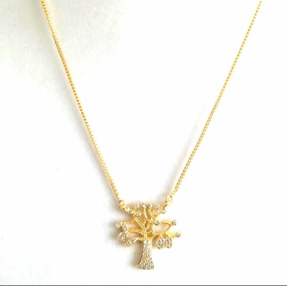 Cadena Con Dije De Oro Laminado Lc841-4