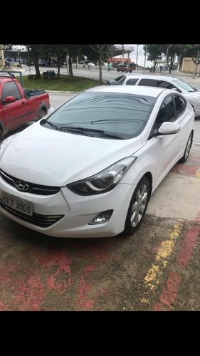 Hyundai Elantra 2013 1.8 16v Gls Aut. 4p