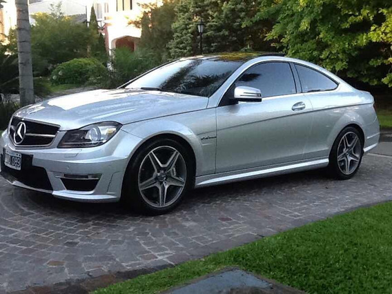 M-benz Clase C 63 Amg Coupe 12.000 Km 457cv 2014