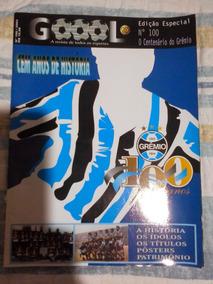 Revista Gremio Homenagem Centenario. Frete Gratis Por Carta