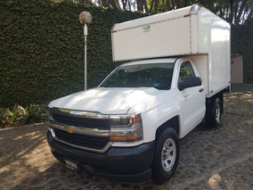 Chevrolet Silverado 4.3 1500 Ls Cab Reg Aa Mt 2016