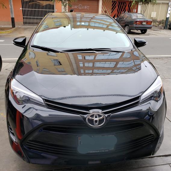Toyota Corolla Semi Full