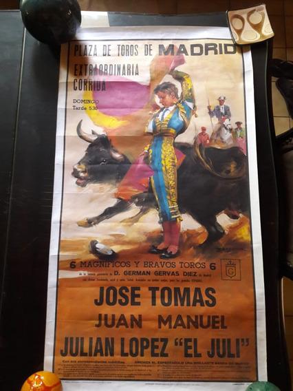 Poster Corrida De Toros 1999 España