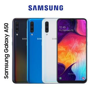 Samsung Galaxy A50 64gb Nuevos Originales 4g Somos Tiendas