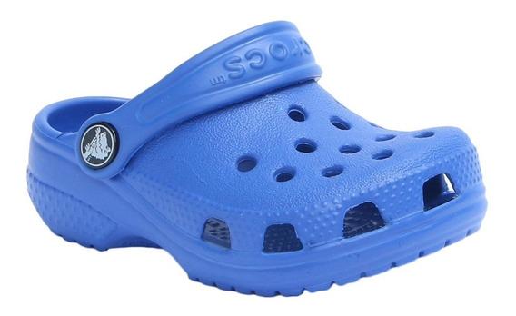 Crocs Sandalia Classic Original Ocean