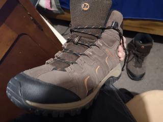 zapatos merrell usados 40