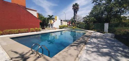 Venta De Casa En Condominio, Emiliano Zapata, Morelos...cv-3143