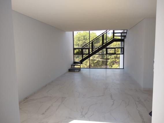 Espectacular Penthouse En Venta En La Narvarte.
