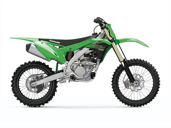 Moto Kawasaki Kx 250 F