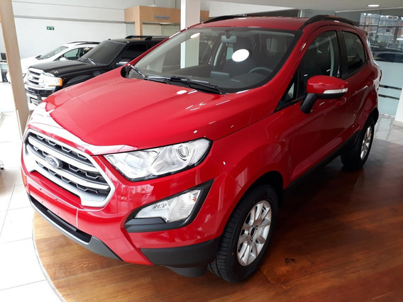 Ford Ecosport Se Automatica 4.2 Motor 1.5