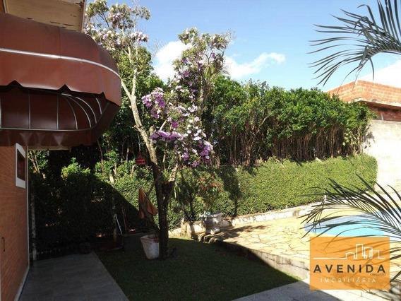 Chácara Residencial À Venda, Parque Da Represa, Paulinia. - Ch0039