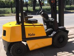 Autoelevador Yale Para 2,5 Toneladas Buen Estado