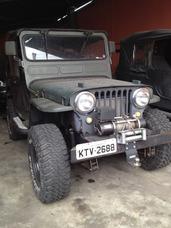 Willys Jeep 4cc 4x4 1952