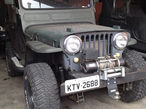 Willys Jeep 4cc 4x4 1952