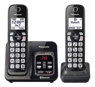 Teléfonos Inalambricos Conexion A Celular Y Bluetooth Panaso