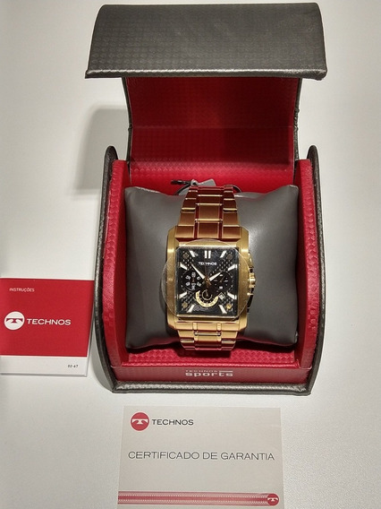 Relógio Technos Suporte Os2aat/4p