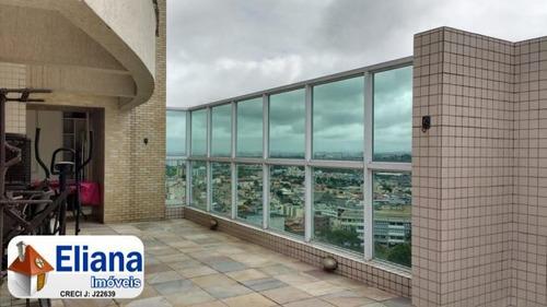 Maravilhosa Cobertura - 284m² - Edifício Speciale - Gac7412