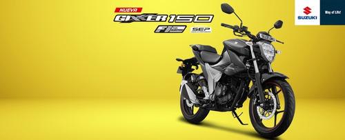 Suzuki New Gixxer 150 Fi