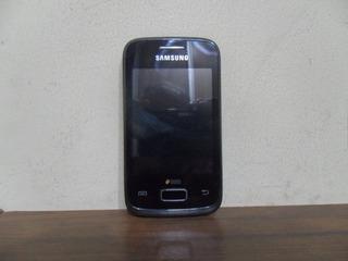 Samsung Galaxy Y Duos Gt-s6102b Seminovo Com Carregador