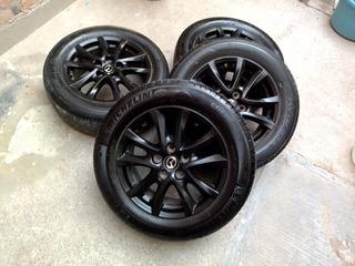 Rines 16s Mazda