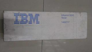 Toner Original Ibm Infoprint 3000 1402717 45,000 Impresiones