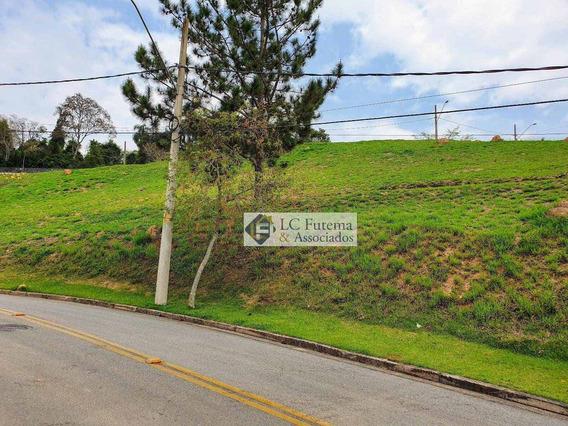 Terreno À Venda, 529 M² Por R$ 203.000 A Vista- Reserva Vale Verde - Cotia/sp - Te0058