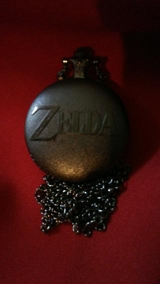 Reloj De Bolsillo Edición Zelda