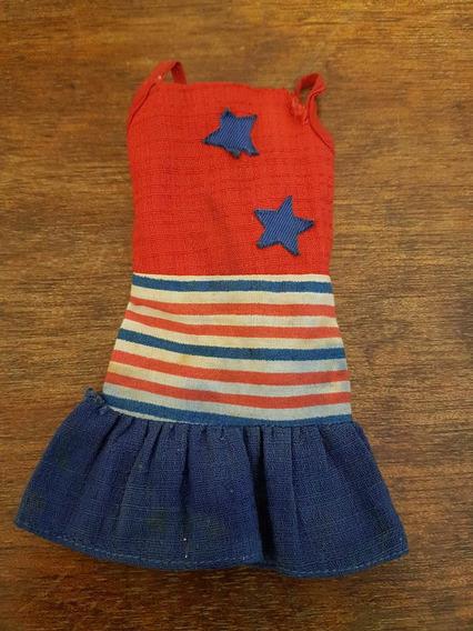Vestido Boneca Susi Ano 1967