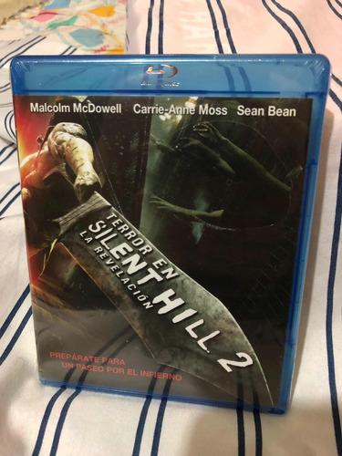 Imagen 1 de 2 de Terror En Silent Hill 2 La Revelación Blu-ray Película Nueva