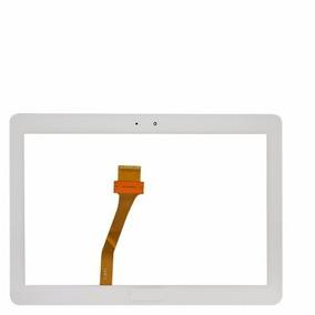 Tela Visor Touchscreen Samsung Tablet 10.1 N8000 Branco