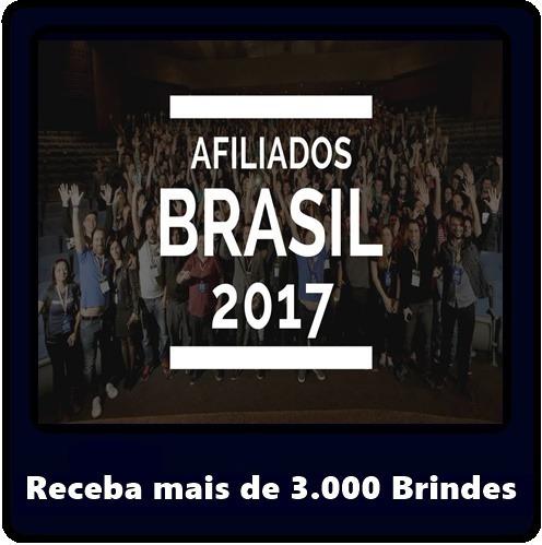 Afiliados Brasil 2017 Em São Paulo - 55 Palestras + 3000 B