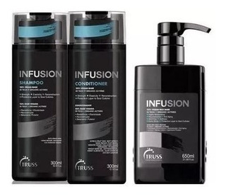 Truss Sh E Cd Infusion 300ml+ Infusion 650ml