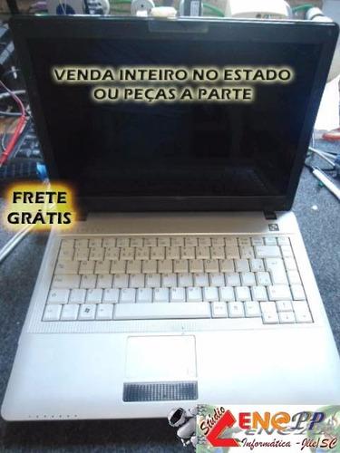 Notebook Sim+ 1455 (inteiro Ou Partes) Valor Negociável