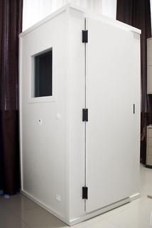 Cabine Audiométrica - Acústica 1x1x1,80 - Premium Com Laudo