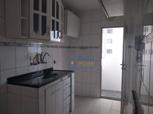 Cobertura Com 1 Dormitório, 40 M² - Venda Por R$ 360.000,00 Ou Aluguel Por R$ 1.800,00/mês - Santa Cecília - São Paulo/sp - Co2431